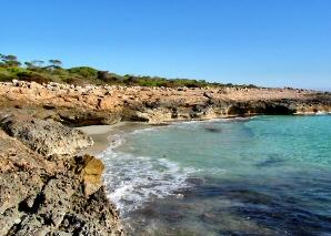 From s'Almunia to Cap de ses Salines