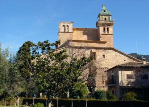 Valldemossa monastery