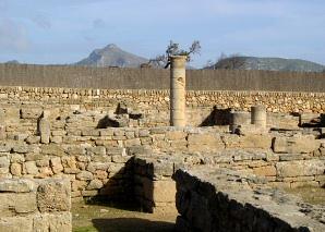 La ciudad romana de Pollentia