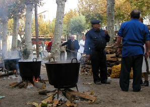 Autumn Fair in Sa Pobla