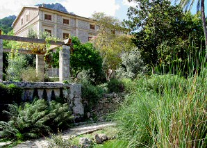 Botanical Garden in Sóller