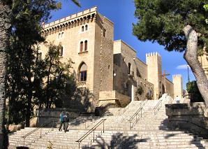 Palacio de la Almudaina