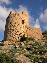 Tower of Cala en Basset