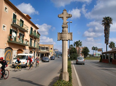 Cross of Sant Guillem