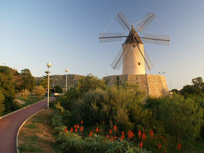 Windmill of Santa Ponça