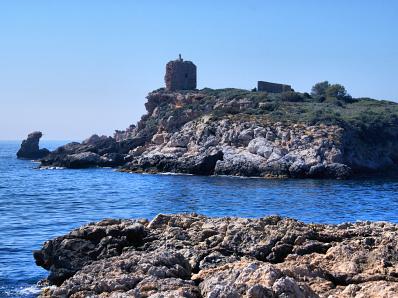 Illa De Sa Torre Naturschutzgebiete Calvia Bilder Mallorca