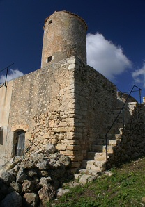 Windmill of Can Vallés