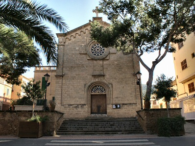 Church of the Port of Andratx