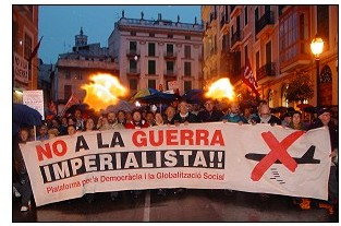 Ja s'estan preparant grans manifestacions en defensa de Geòrgia, no?